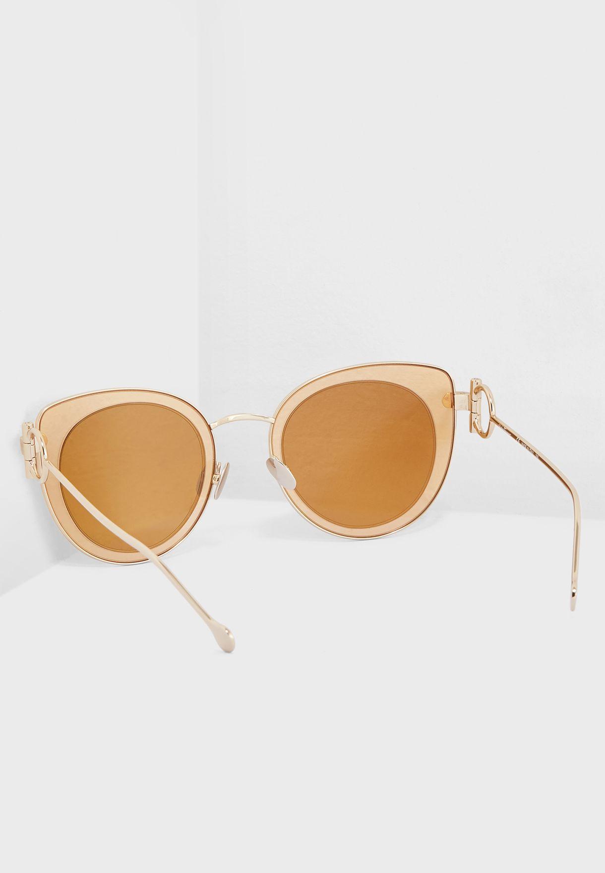نظارة شمسية بشكل عين قطة SF182S