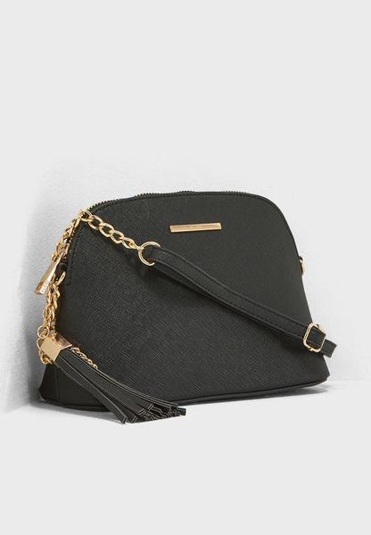 Mini Half Moon Crossbody