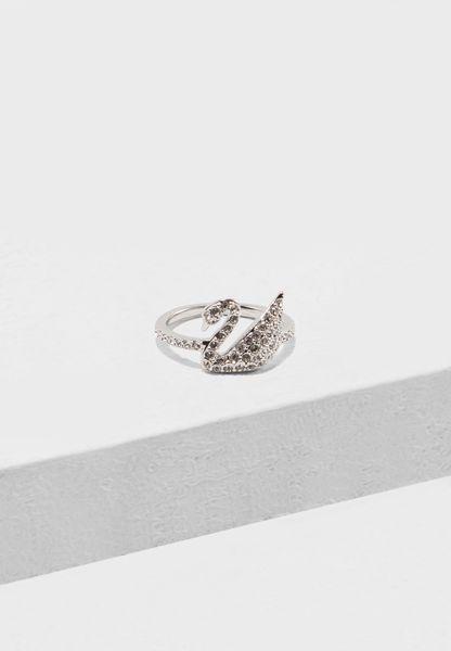 Iconic Swan Ring