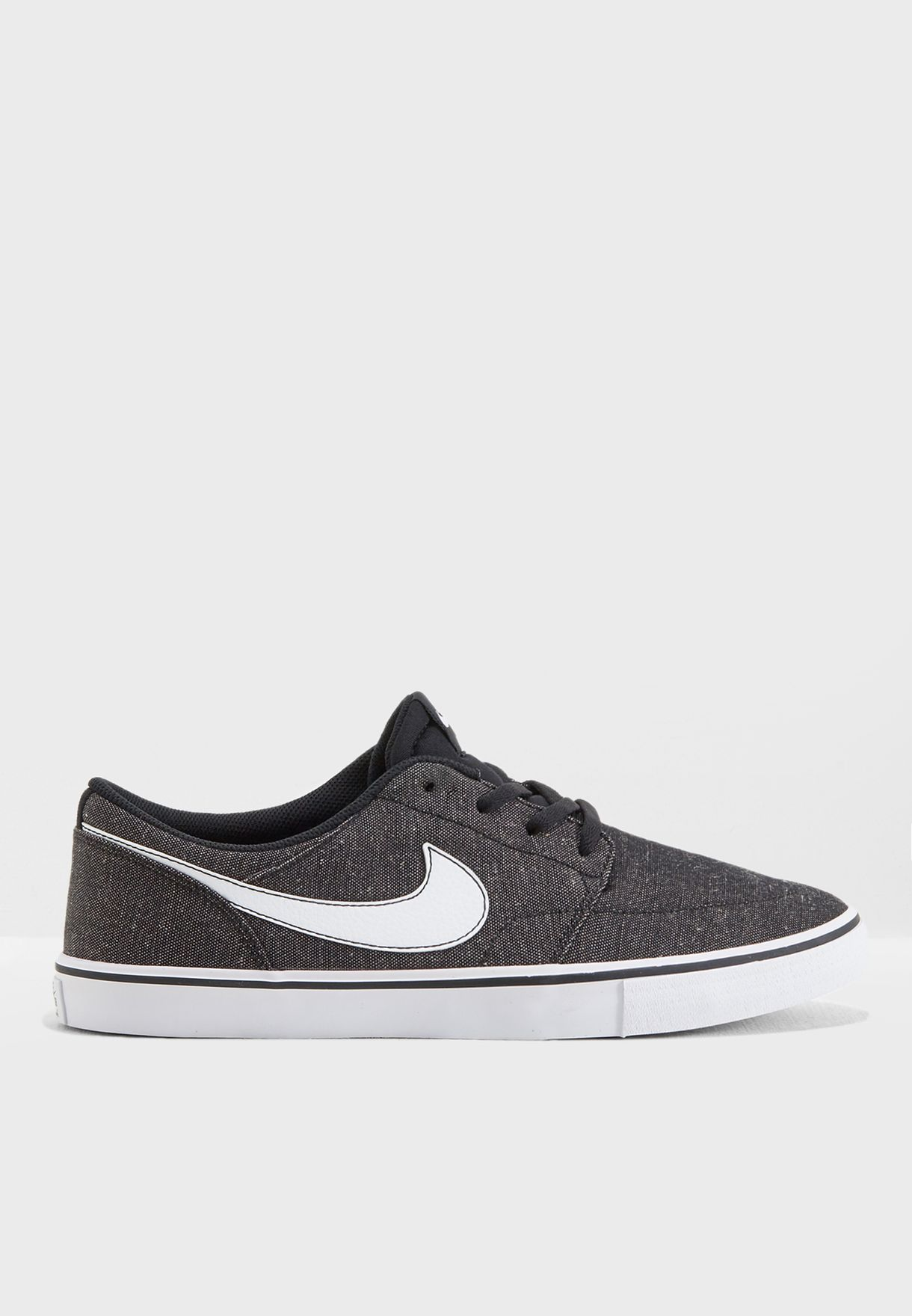 b7927ba8a3 Shop Nike black SB Portmore II SLR 880269-001 for Men in UAE ...