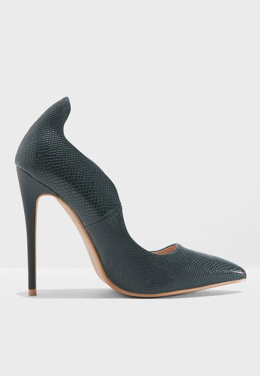 Tiff Curved Cut Pump