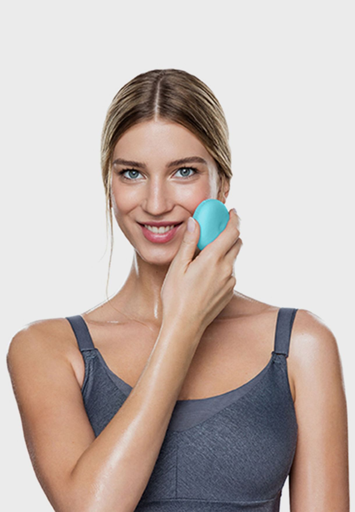 LUNA play plus Facial Cleansing Brush - Mint