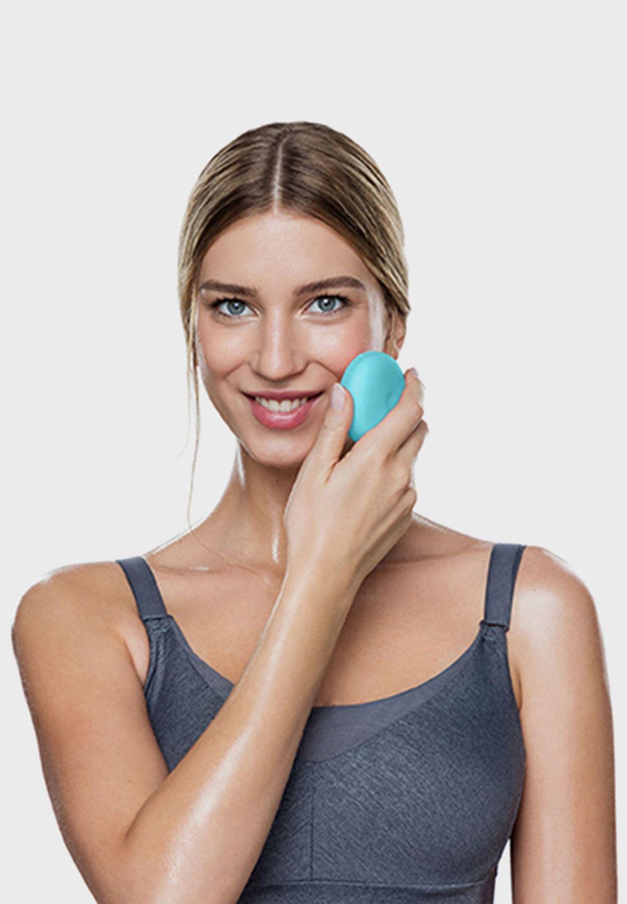 LUNA play plus Facial Cleansing Brush - Mint