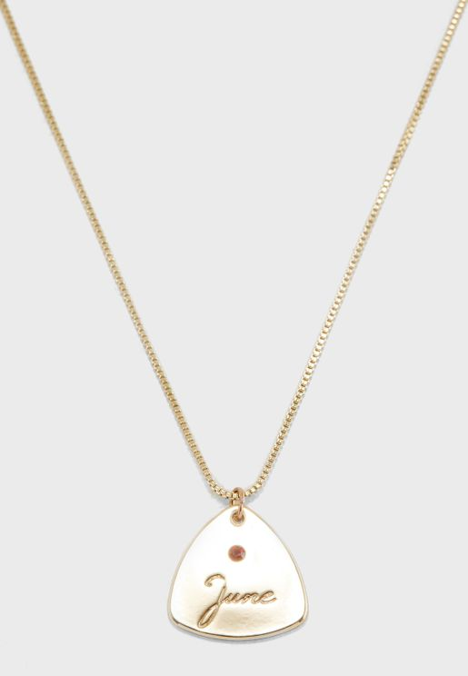 Lise Necklace - June