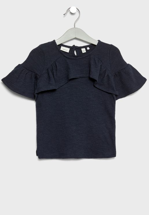 Infant Frill Top