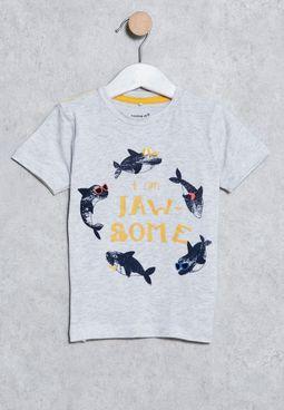 Infant Diston T-Shirt