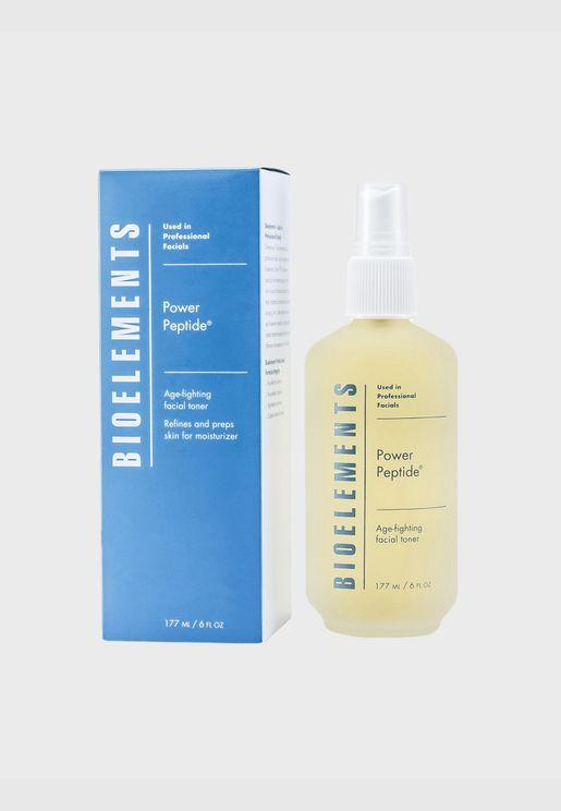 Power Peptide- تونر مكافح لعلامات الشيخوخة للوجه (لجميع أنواع البشرة)