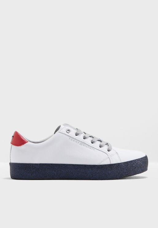 Glitter Dress Sneaker