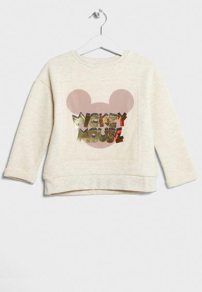 Little Mickey Sweatshirt