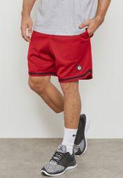 45e883b23484 Shop Nike red Jordan Last Shot Mesh Shorts AQ0624-687 for Men in UAE -  NI727AT58HJD