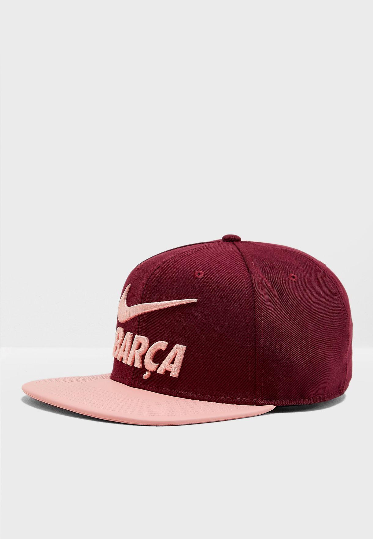 8b89707363304 Shop Nike multicolor FC Barcelona Pro Cap 916568-669 for Men in UAE -  NI727AC58SYZ
