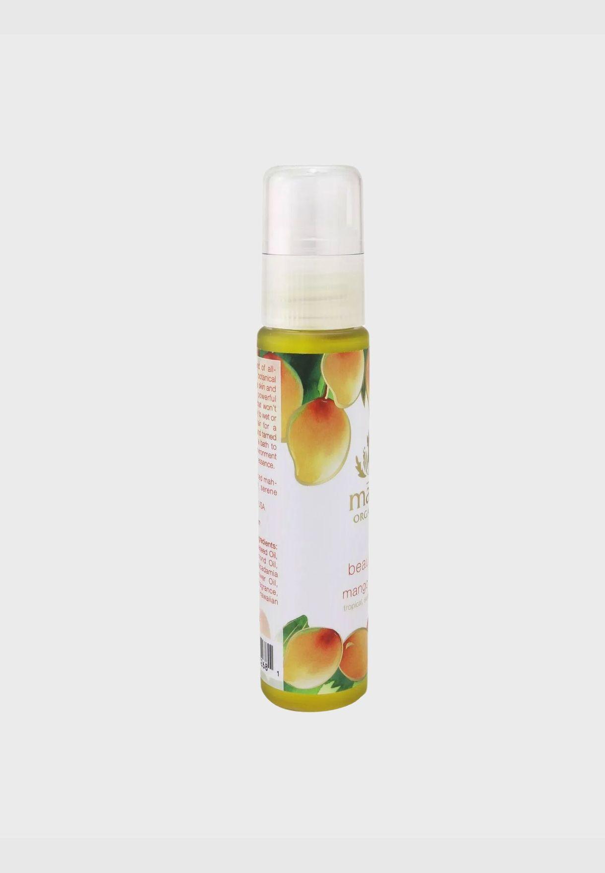 زيت جمال Organics Mango Nectar