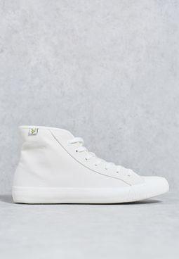 Toe cap Sneakers