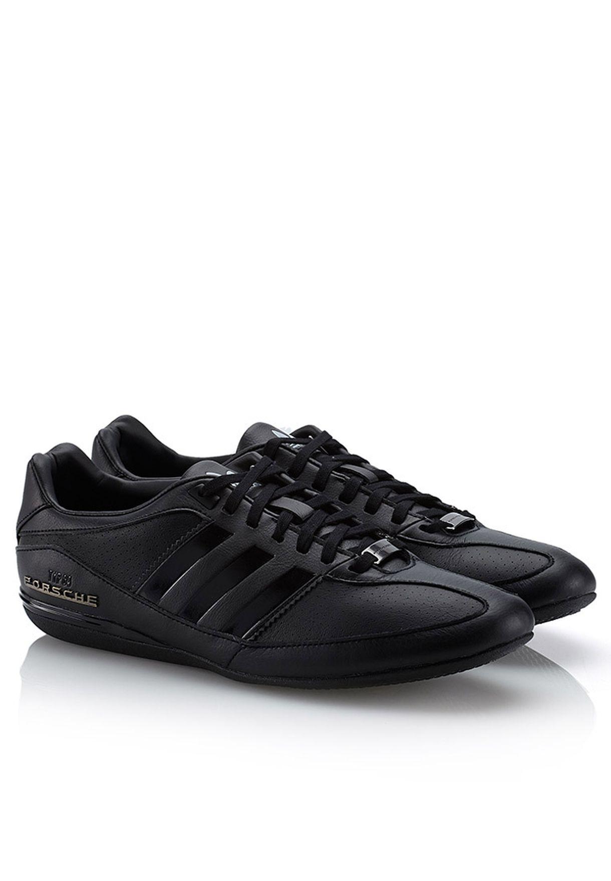 purchase cheap 0da18 d99de Shop adidas Originals black Porsche Typ 64 Q23134 for Men in UAE ...