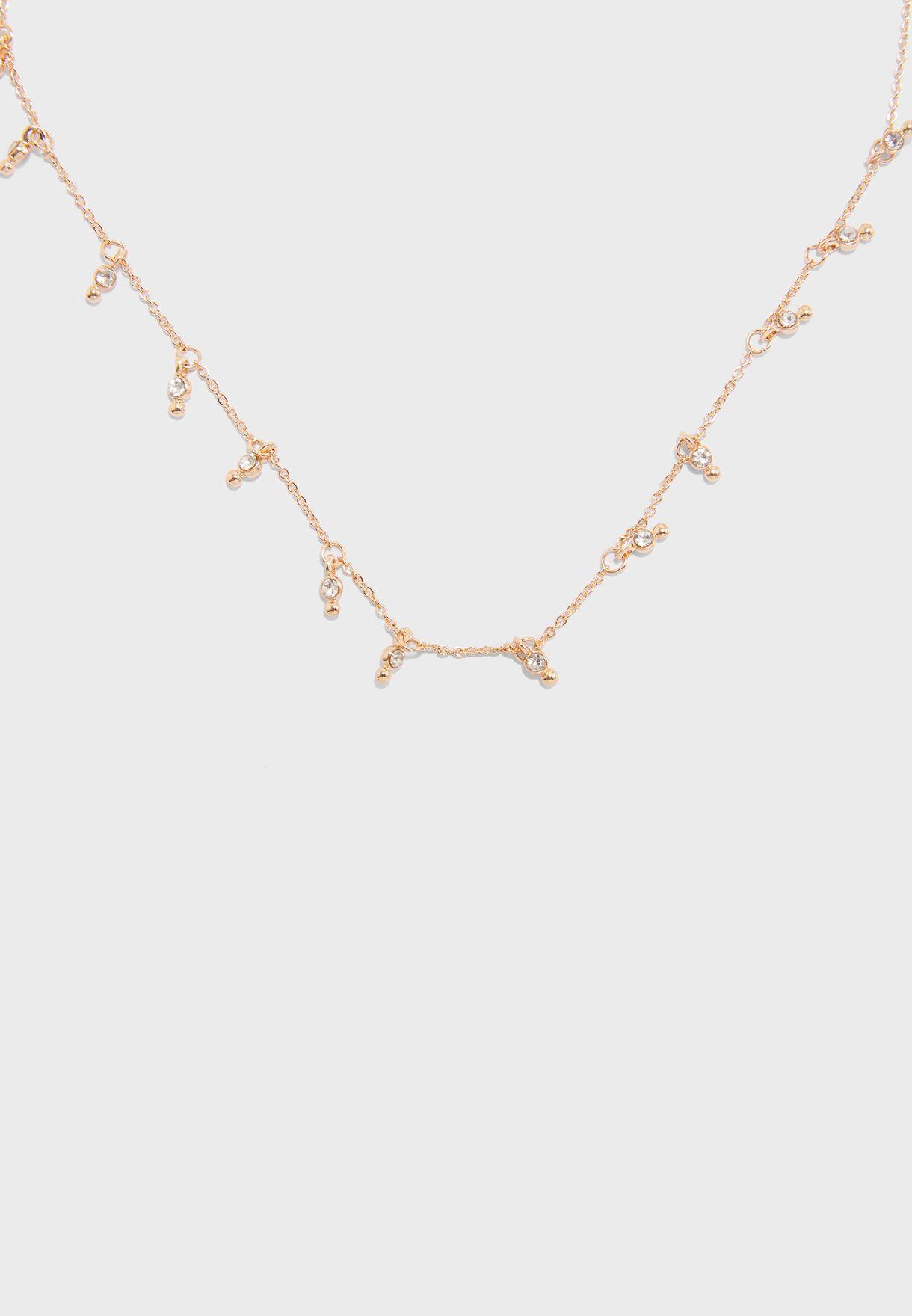 Dorominc Layered Necklace