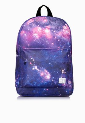Spiral Galaxy Venus Backpack