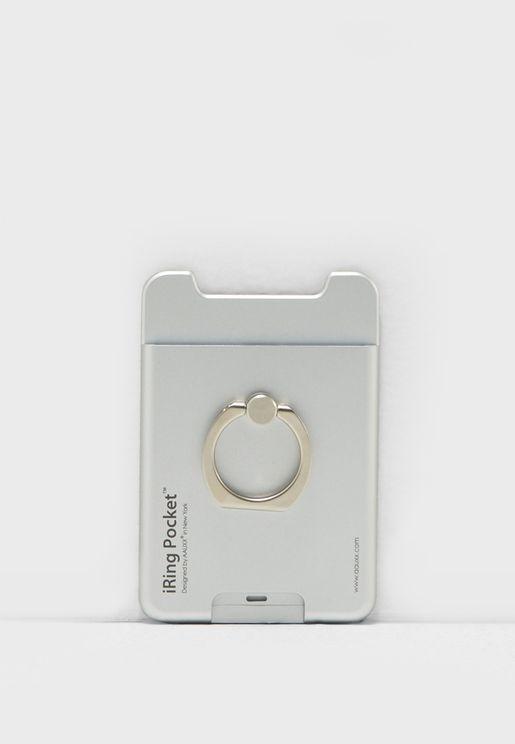Pocket Card Holder / Portable Stand