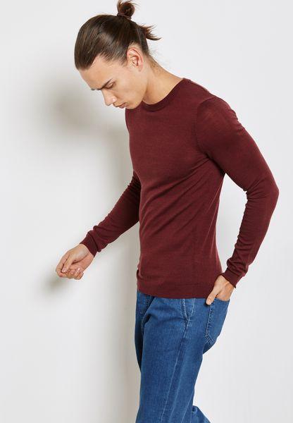 Merino Muscle Fit Sweater