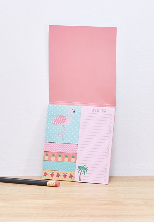 Tropical Sticky Note Set