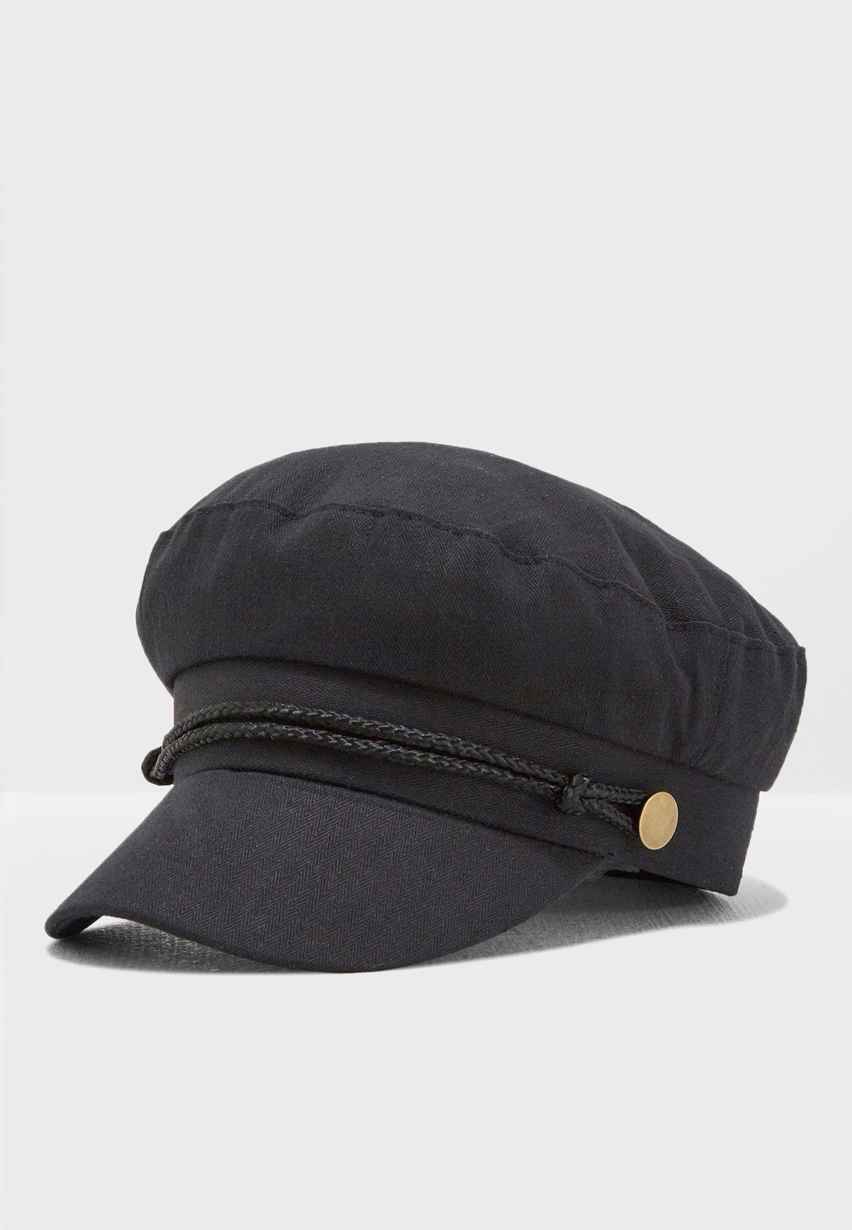 14ad2af79ac Shop Ginger black Baker Boy Hat ACC771 for Women in UAE - GI121AC58SUF