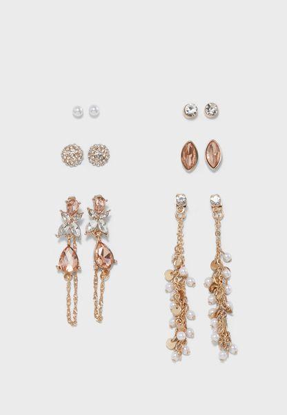 Multipack Notte Earrings