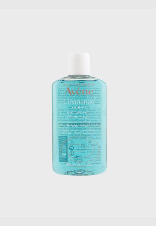 جل منظف Cleanance - للبشرة الزيتية والعرضة للشوائب