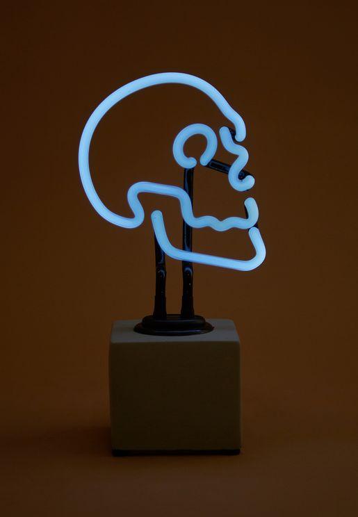 Mini Skull Neon Light