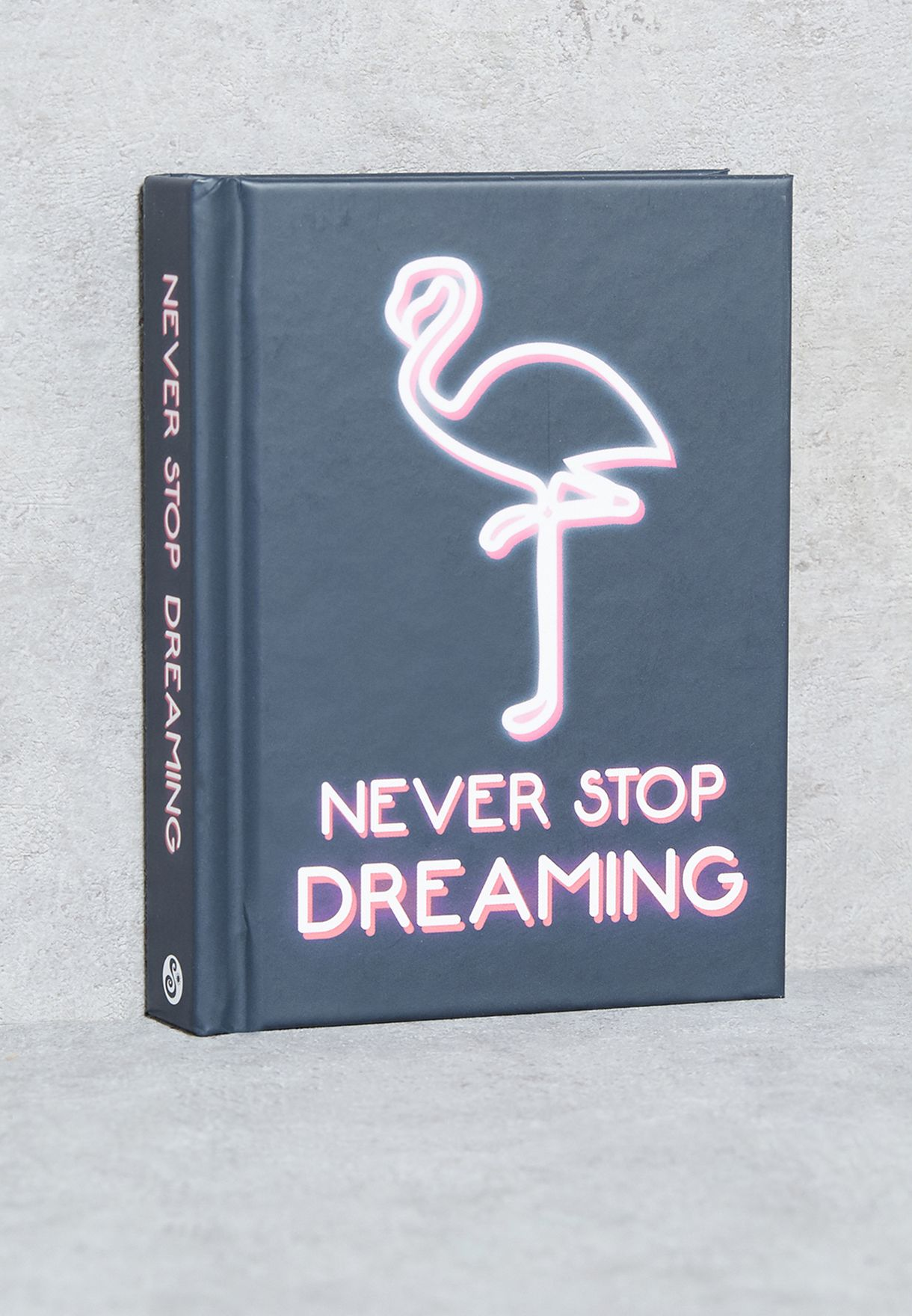 Never Stop Dreaming Book