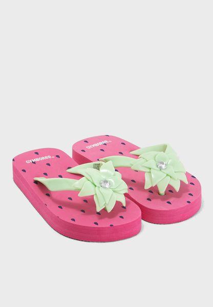Kids Strawberry Thong