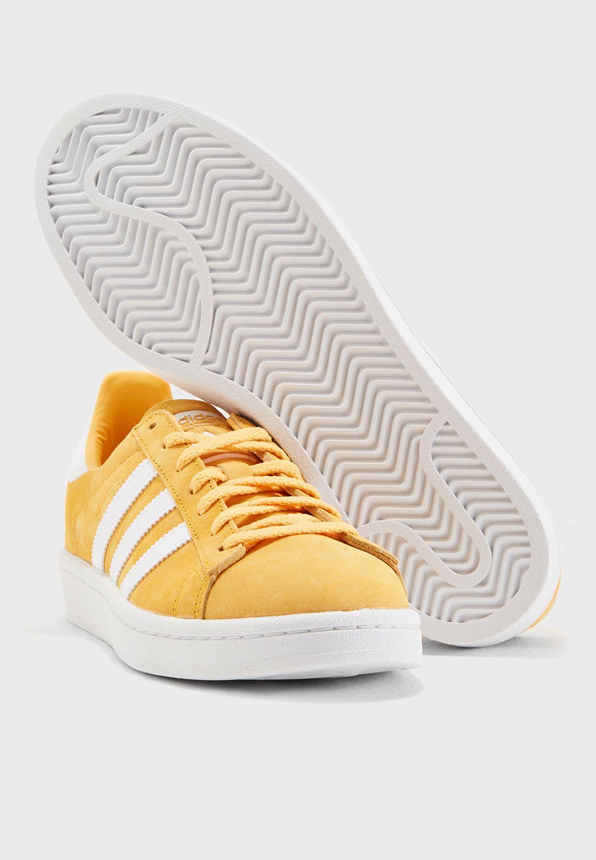 06dcddcad07c33 Shop adidas Originals yellow Campus AQ1071 for Women in UAE ...
