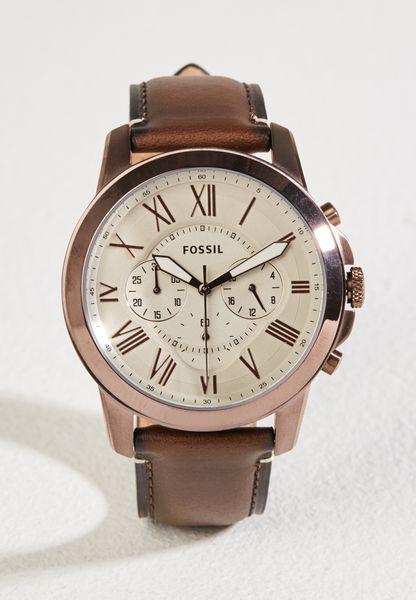 Grant Chronograph Watch