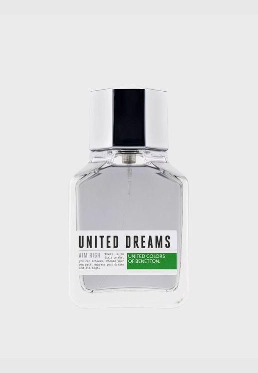 United Dreams Aim High ماء تواليت سبراي