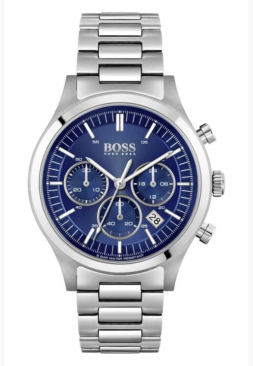 Hugo Boss METRONOME Stainless Steel Watch for Men - 1513801