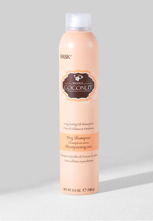 Coconut Dry Shampoo - 184Gm