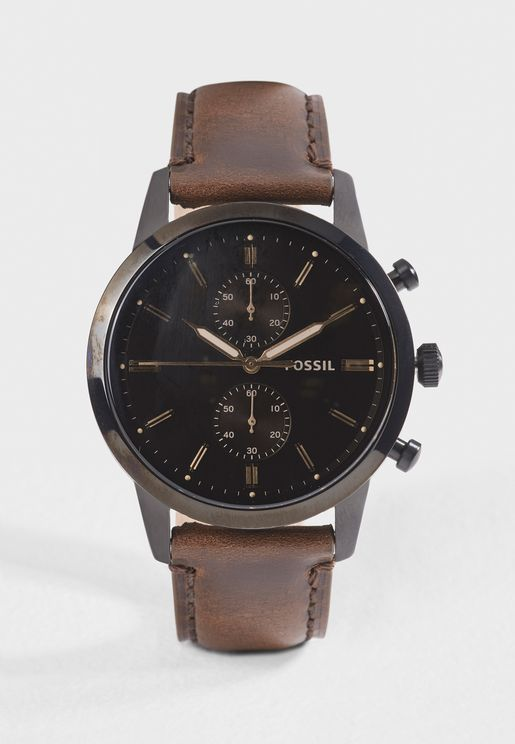FS5437 Townsman Dress Watch