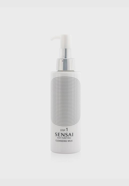 Sensai Silky Purifying Cleansing Milk (New Packaging)