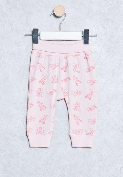 Infant Mickey Sweatpants