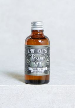 The Unscented Beard Oil-50Ml