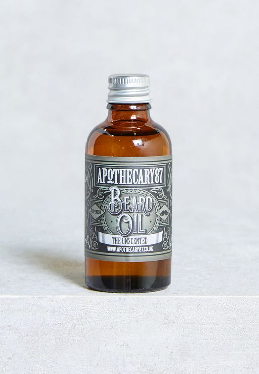 The Unscented Beard Oil -50ml