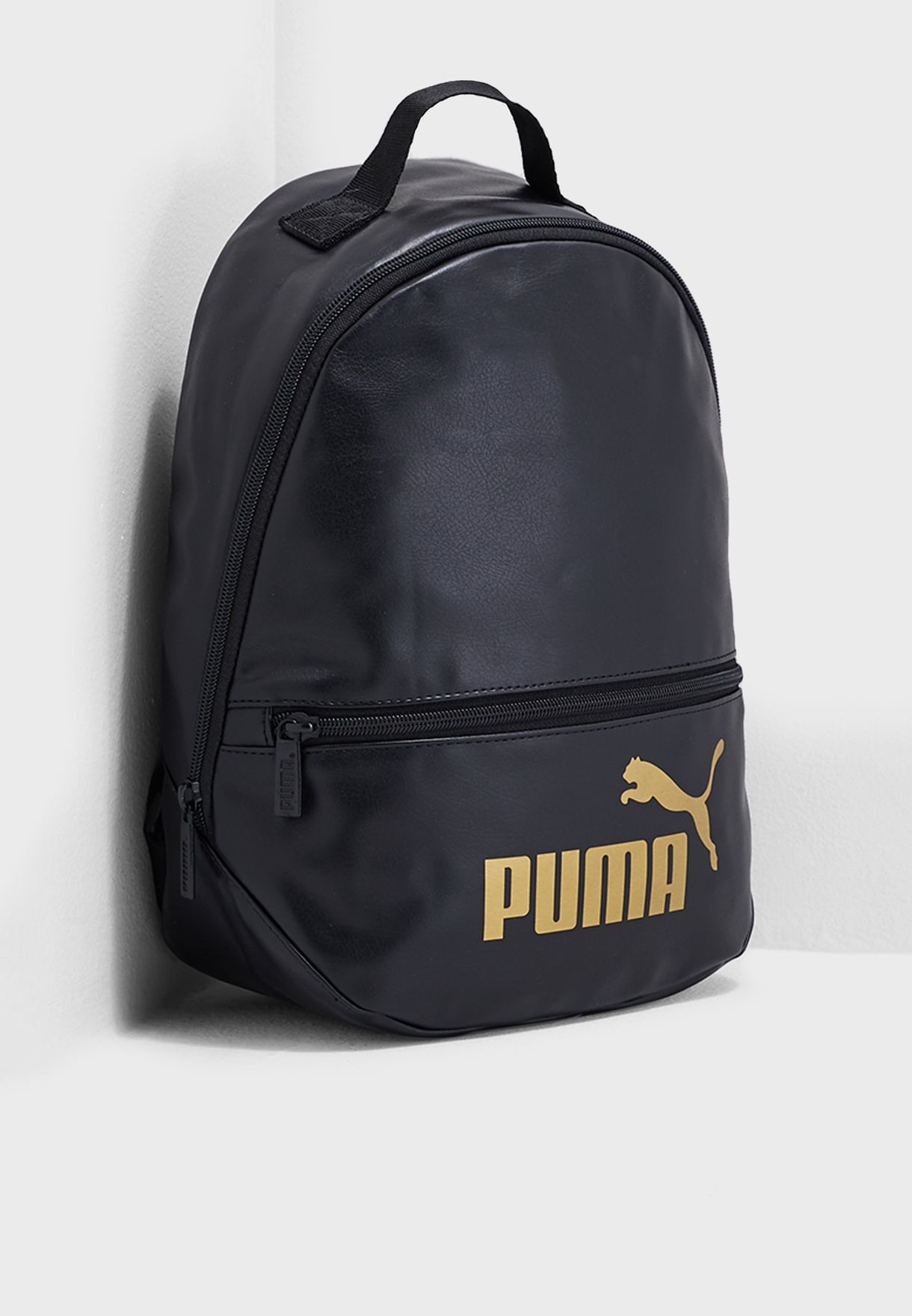 156584aef88d Shop PUMA black Core Up Archive Backpack 7595201 for Women in Saudi -  PU020AC48IRB