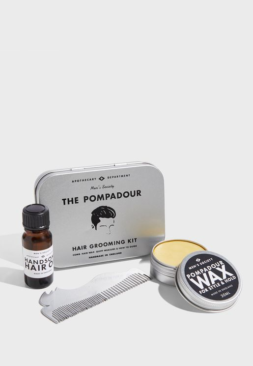 Pompadour Hair Kit