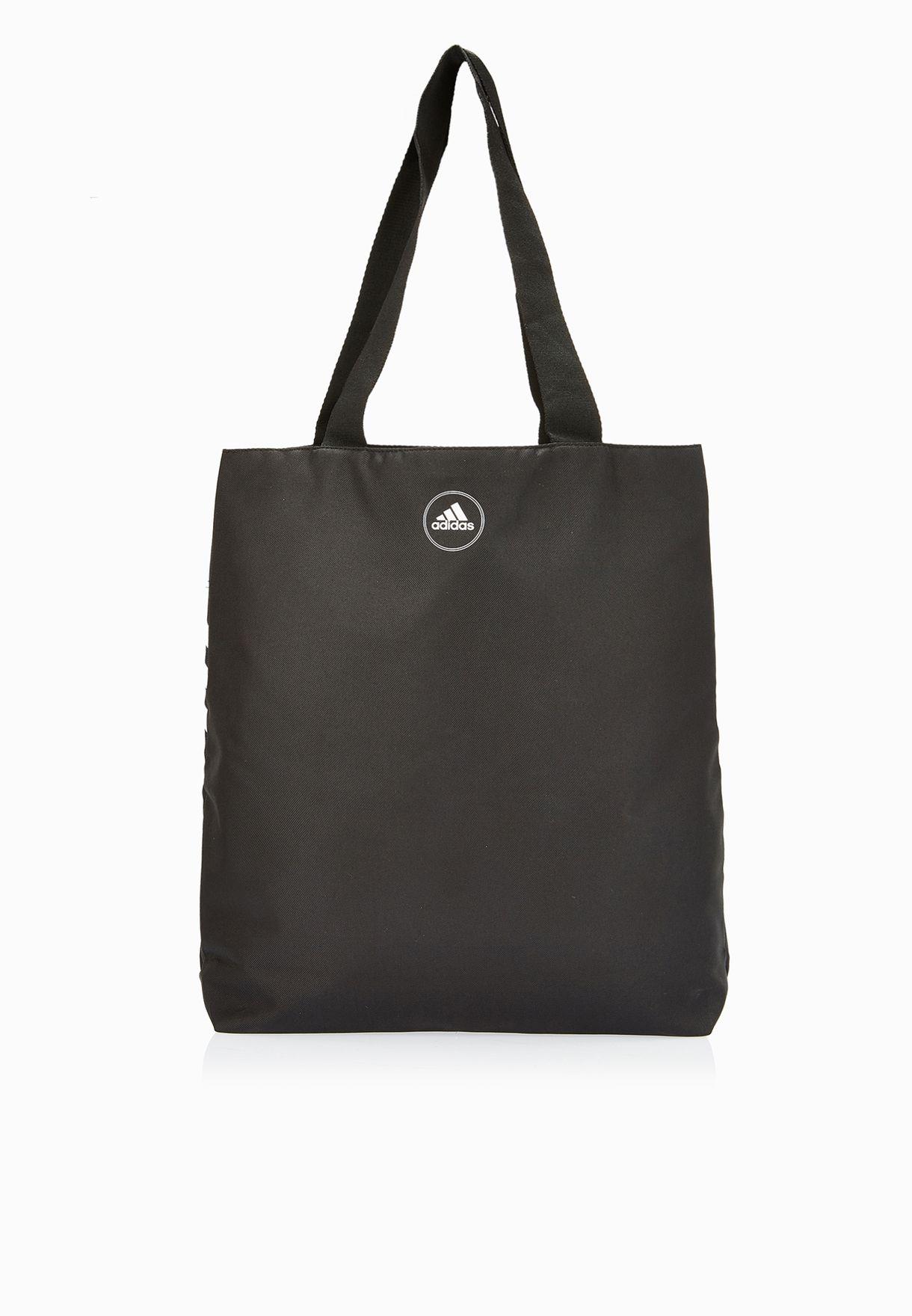 6a456d930e Shop adidas black 3S Shopper AJ9793 for Women in UAE - AD476AC48PNN