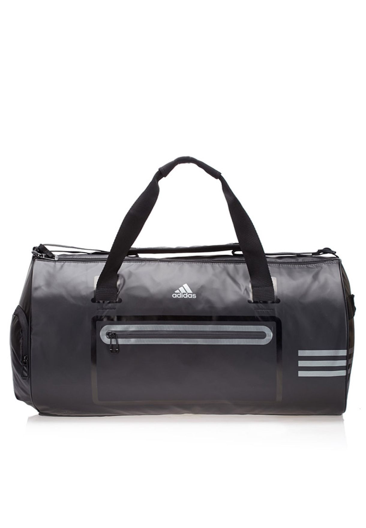 00c4b8e65fa6 Shop adidas black Medium Climacool Duffel Bag S18198 for Men in Saudi -  AD476AC48PIX
