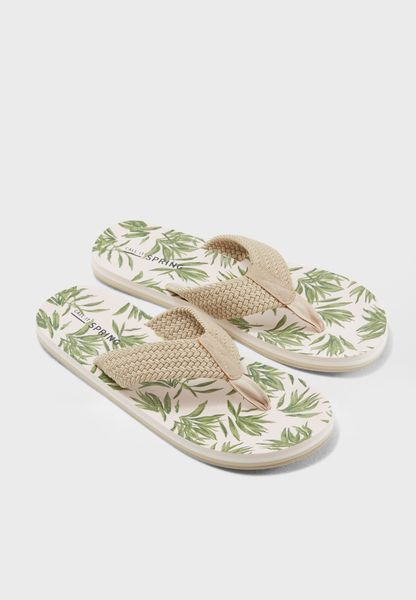 Meidien Flip Flops