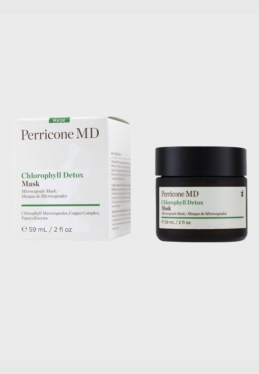 ماسك مزيل للسموم Chlorophyll