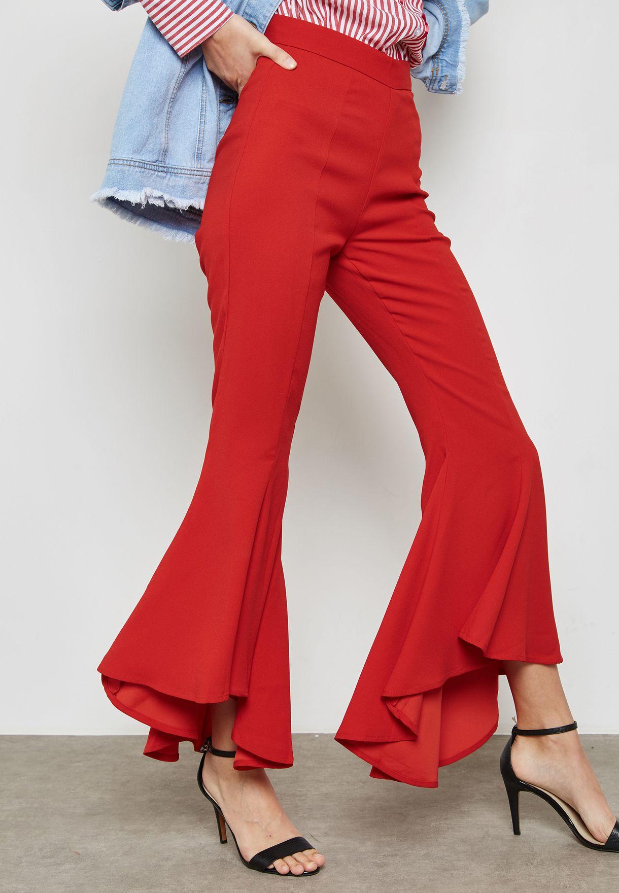 Asymmetric Pant