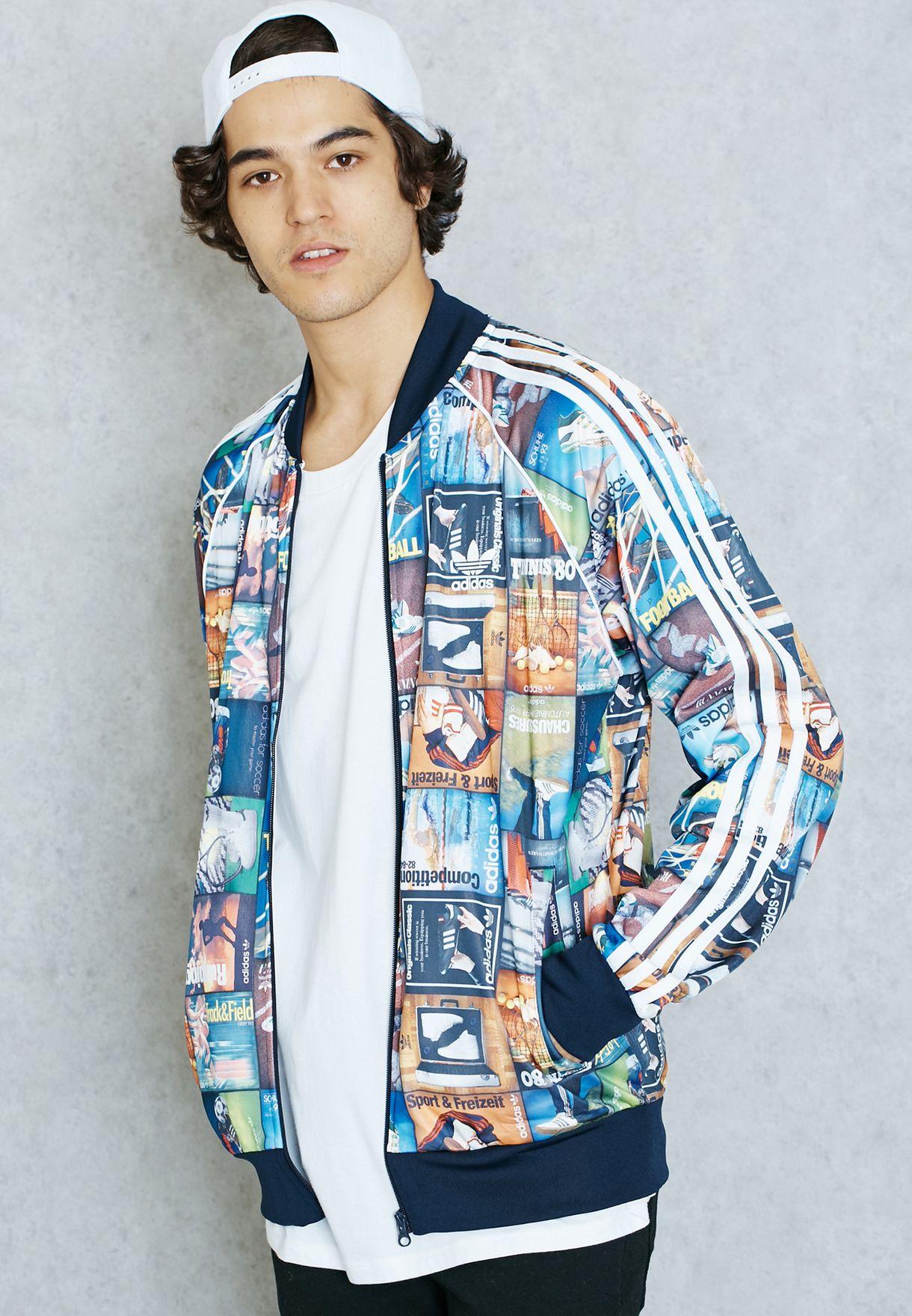 size 40 09caf 118ff BTS Superstar Track Jacket