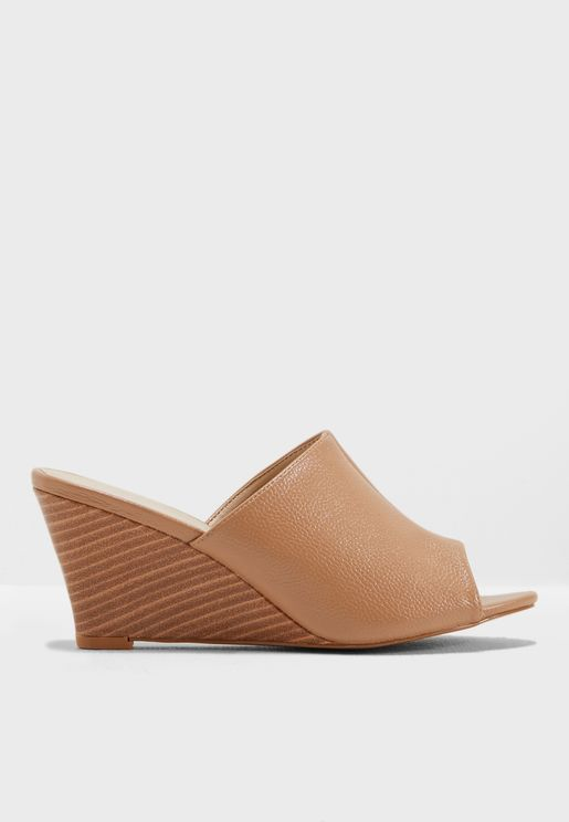 Stella Wedge Sandal