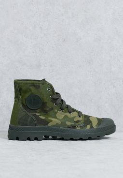 Pampa Hi Multicam Boots