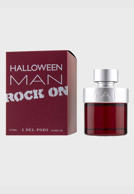 Halloween Rock On ماء تواليت سبراي